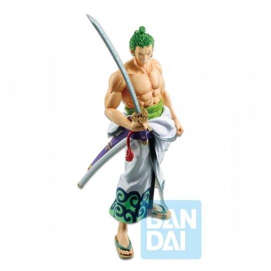 ichibansho-figurine-zorojuro-enma-armor-warrior-one-piece