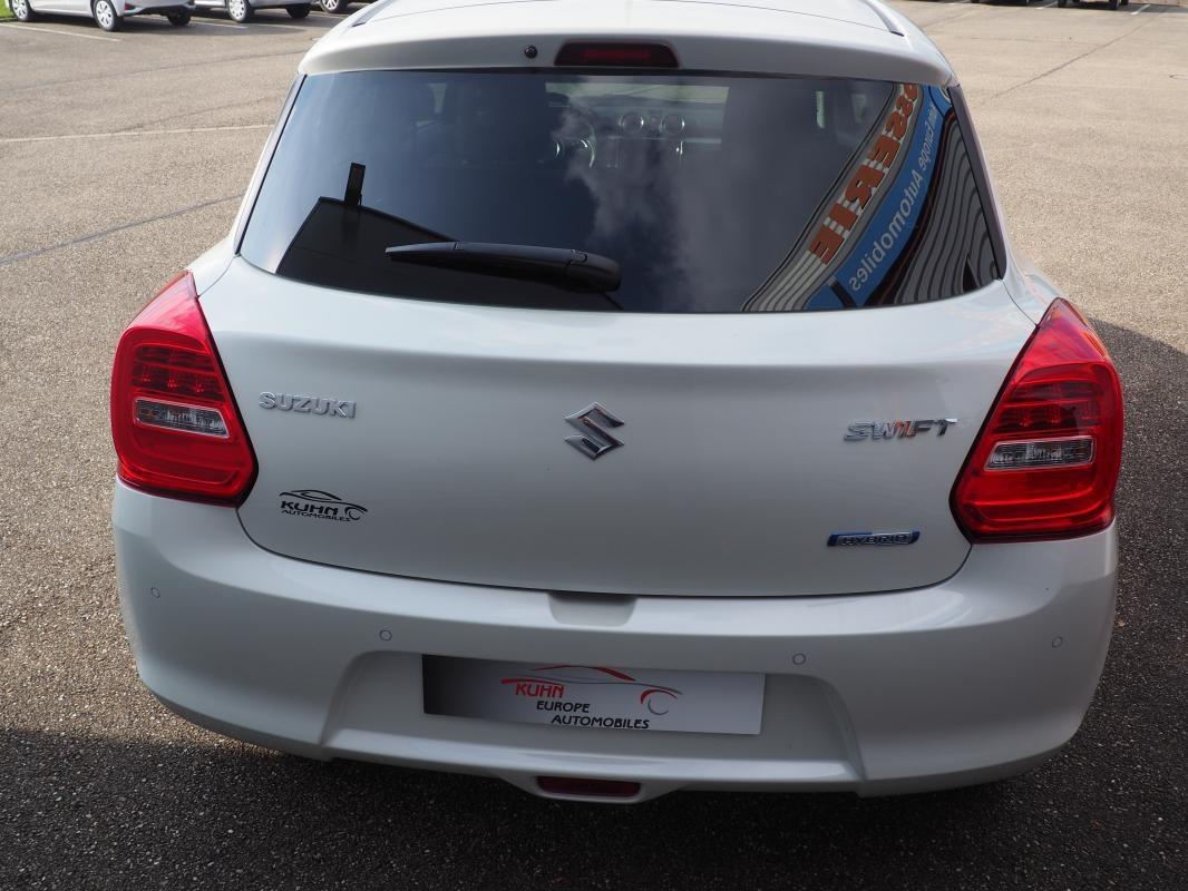 Suzuki Swift 1.2 DUALJET PACK