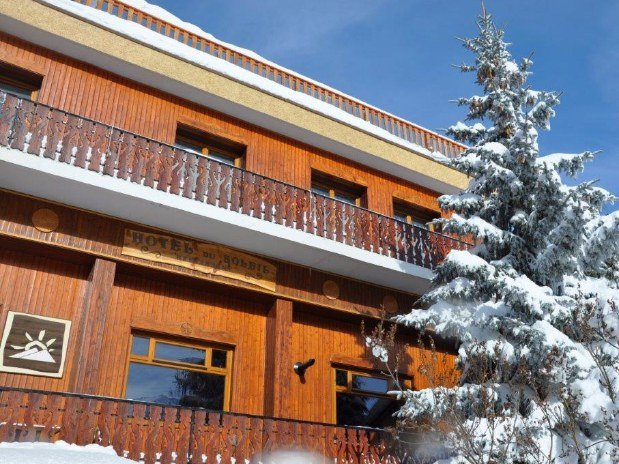 Hotel du Soleil Aussois Savoie