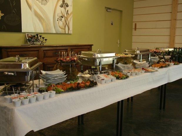 buffet froid et chaud Lonceux