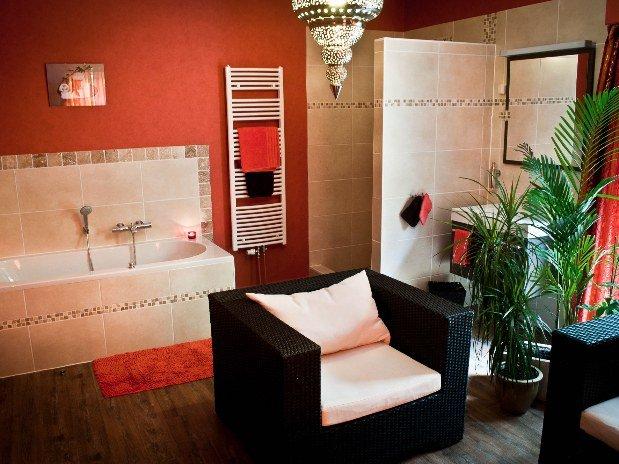 Salle de Bains Love Hotel Robinson Ville-Pommerœul (Bernissart)