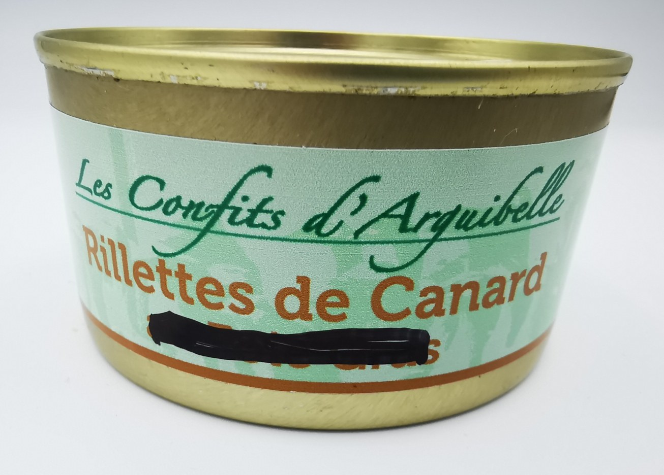 Rillettes de Canard - Les Confits D'Arguibelle - charcuterie - vallée d'aspe - local
