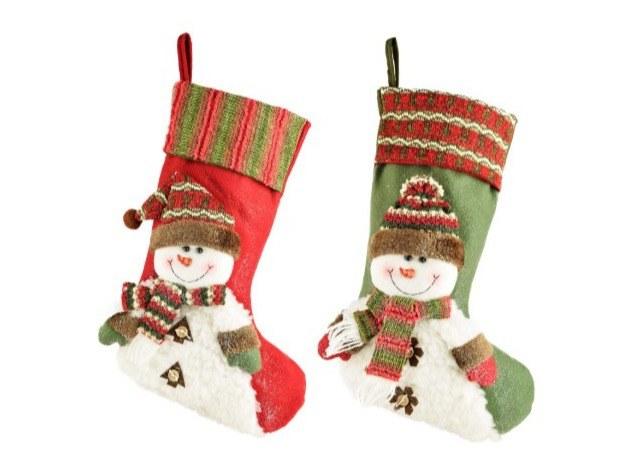 Chaussettes de Noël Merveilles et Cie