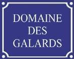 logo domaine des galards