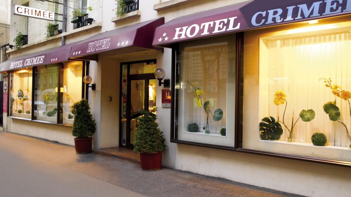 Hotel Crimée