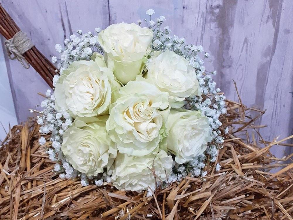 Bouquet de mariee rond (2)