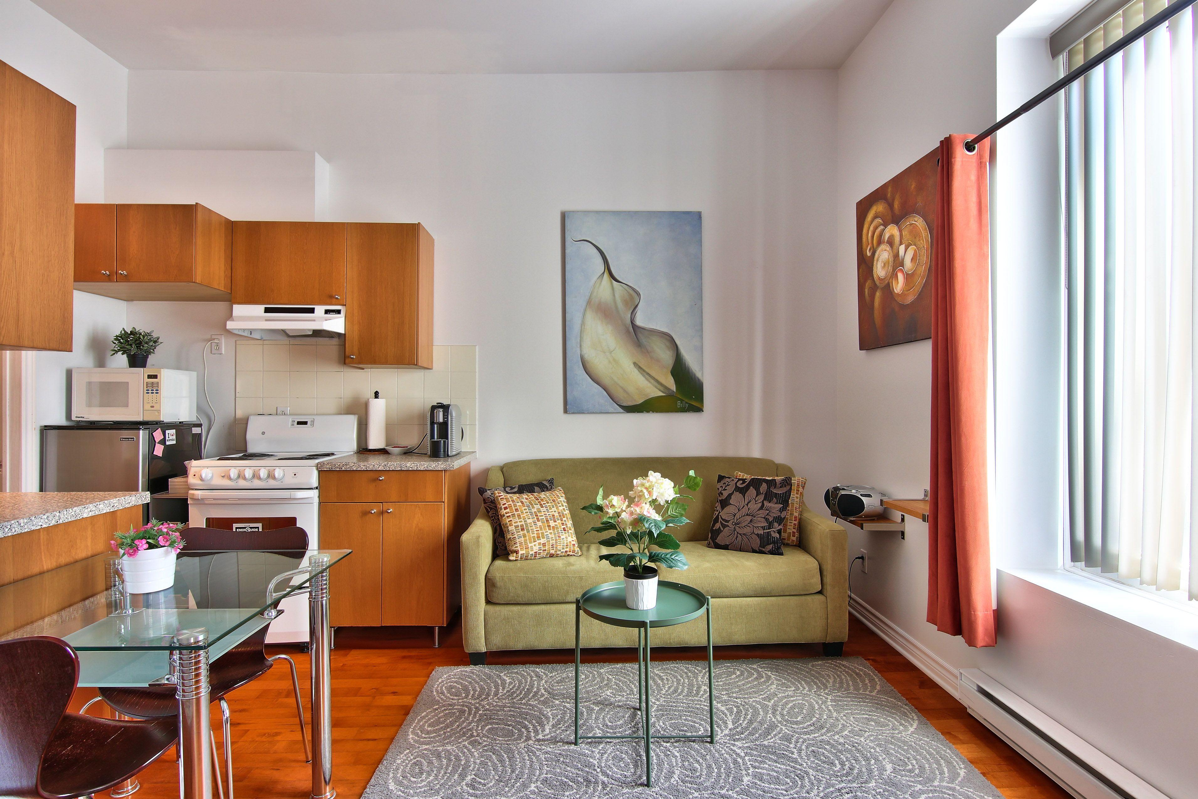 hotel-proche-palais-des-congres-montreal-appartement-1-chambre-sejour