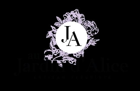 logo 2 Au jardin d'Alice à Bourgoin-Jallieu et Nivolas-Vermelle en Isère : boutique de fleurs