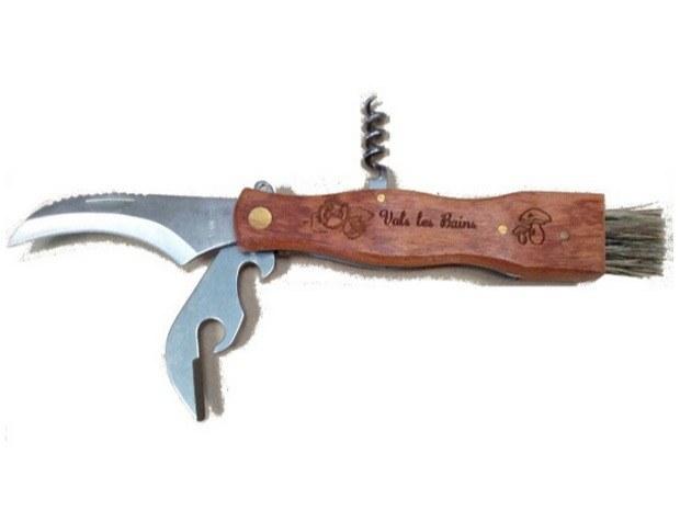 Couteau à champignon Merveilles et Cie
