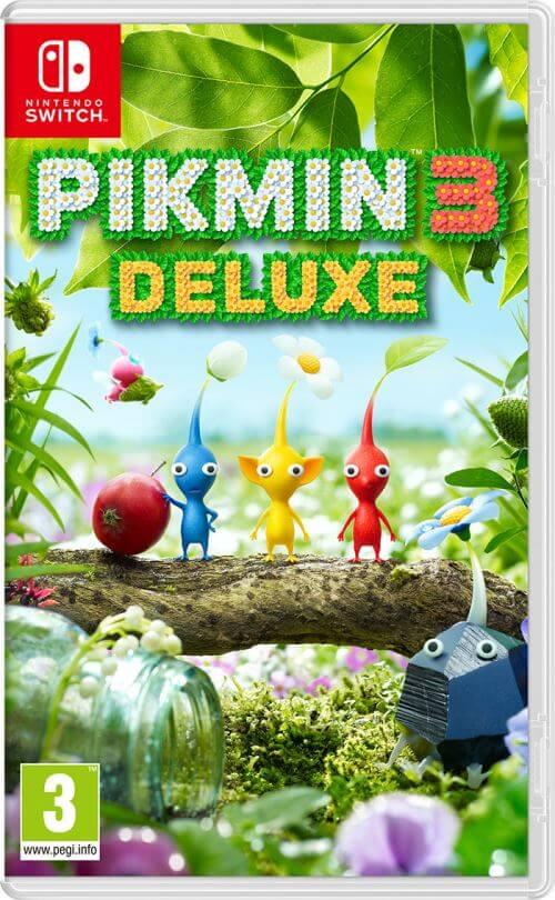 Pikmin-3 Deluxe Nintendo Switch G4ME FOR ME Jeux vidéos actuels et Rétro Gaming à Monptellier