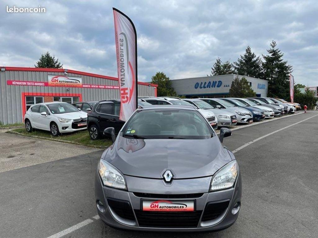 Renault Mégane Coupé 3 1.5DCI 110CV EZ1G06