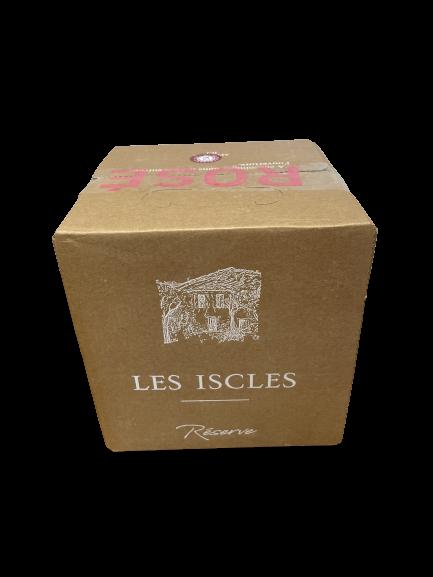 Bag In Box de 3L Rosé Tresbaudon