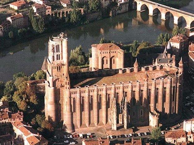 Albi cathédrale Sainte-Cecile