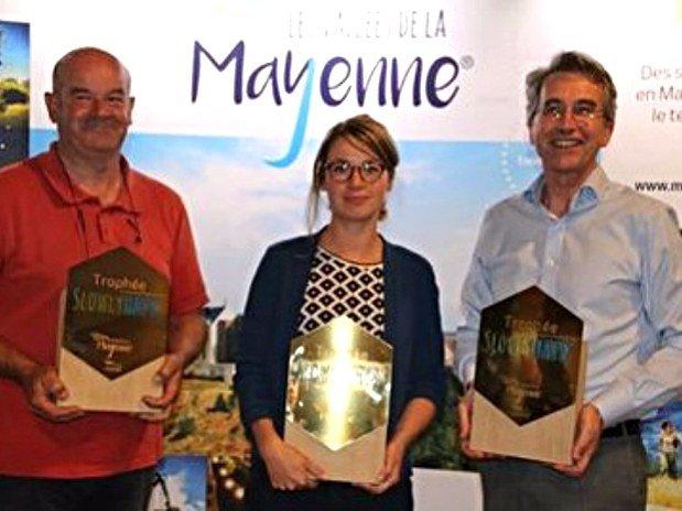 Trophées Slowlydays Mayenne Tourisme