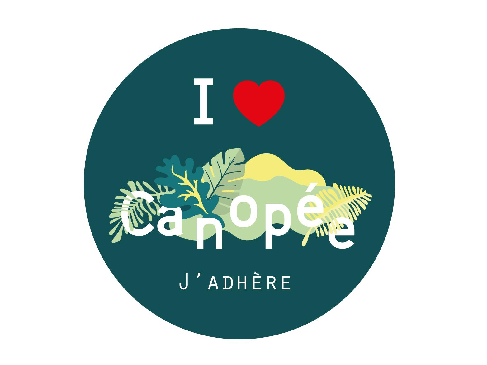 ADHERENT LA CANOPEE