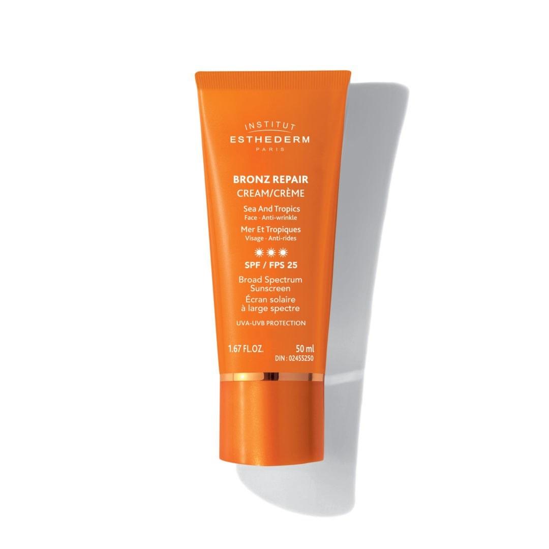 Bronz repair crème visage anti-rides FPS 25