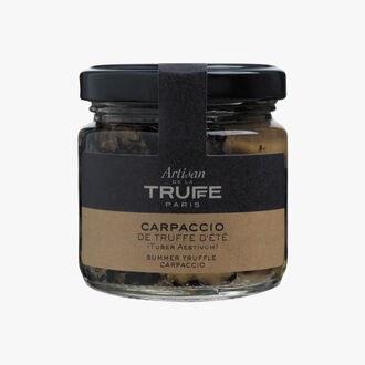 carpaccio truffe