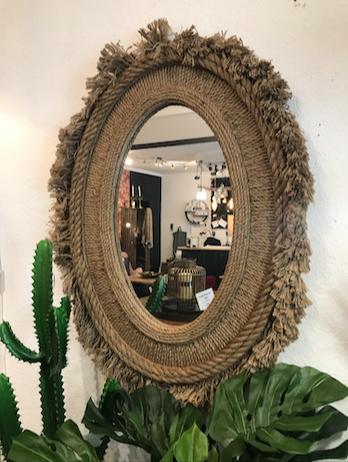 miroir corde réduit