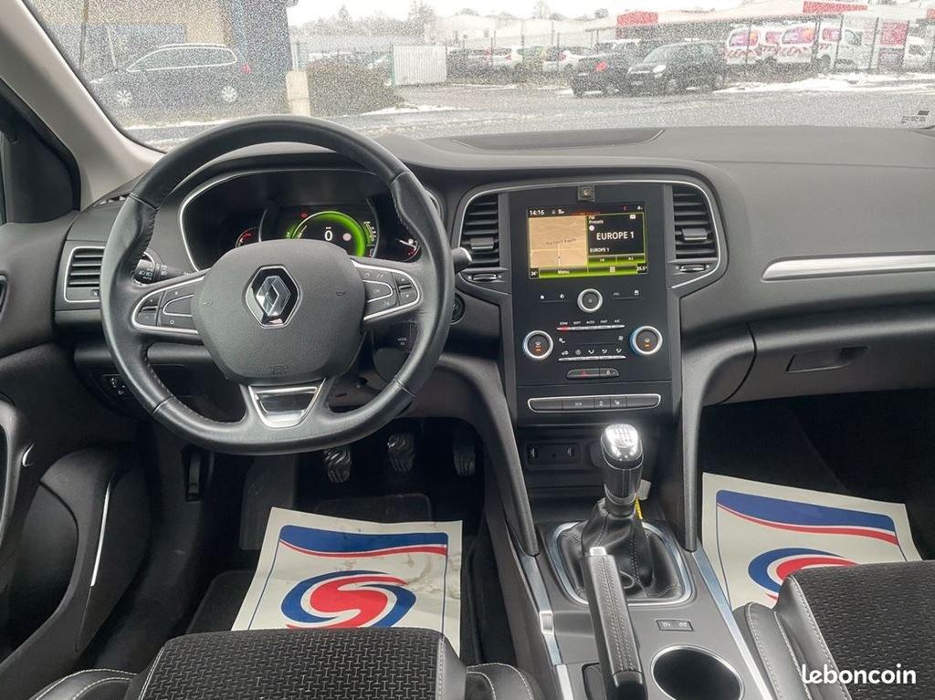 Renault Mégane IV 1.5DCI 16V 110CV