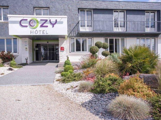 cozy-hotel-cosy-d-affaires-Morlaix-façade