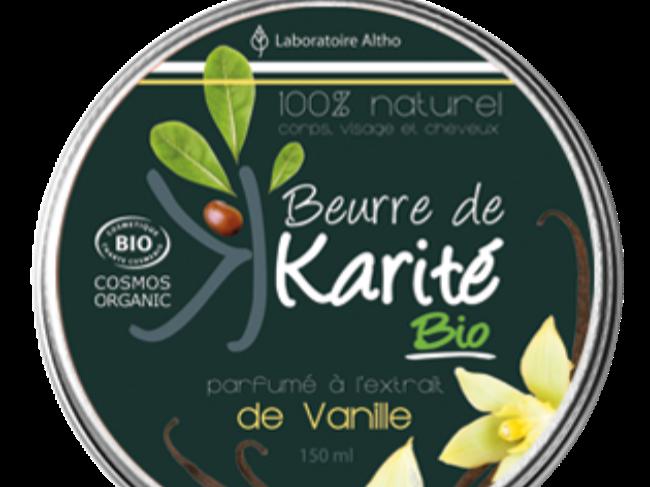 beurre de karité vanille - Les Trésors de Valérie - Frauenberg - Moselle
