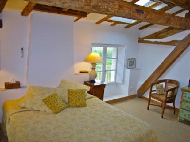 Cuq en Terrasses classic double room