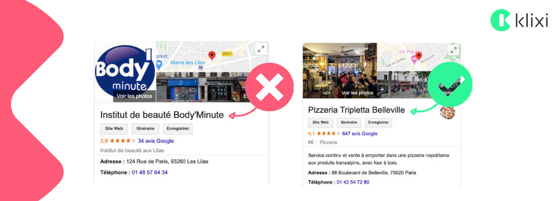 référencement local Google optimisation