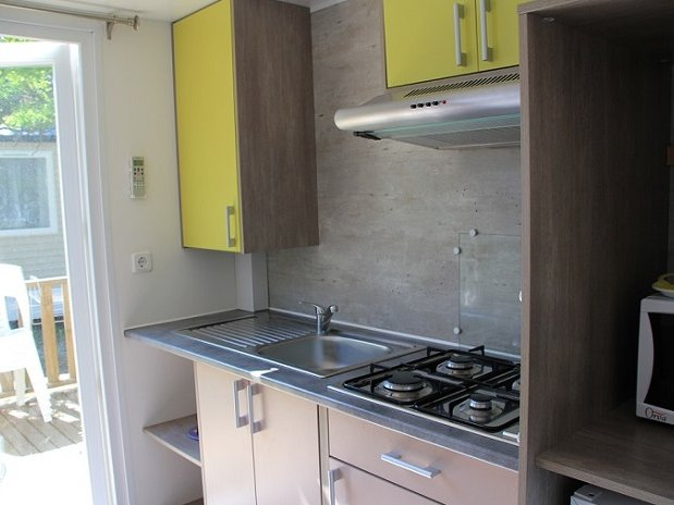 CAMPING L OLIVIER - SOMMIERES - NIMES – LOCATION MOBIL HOME GARD