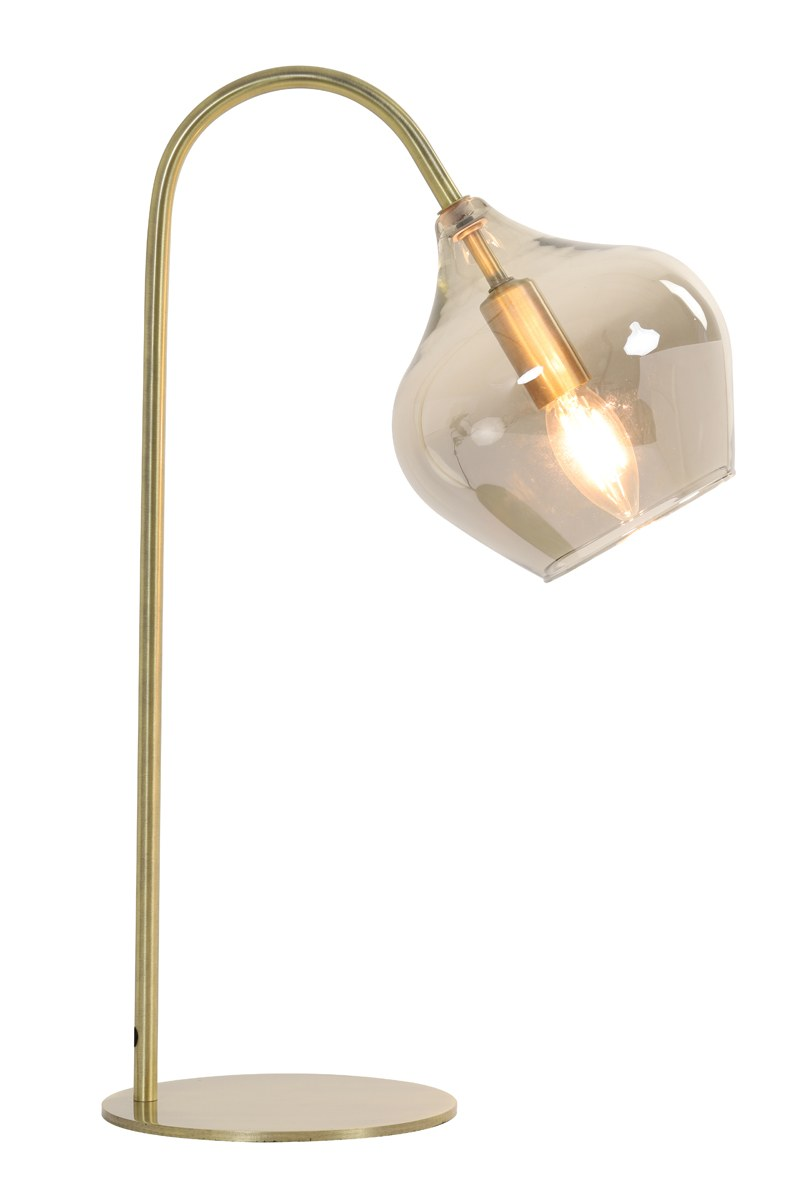 lampe rakel bronze antique