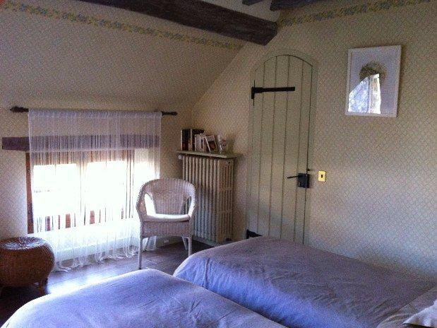 Chambre Les cèdres Le Clos Joli chambres d'hôte