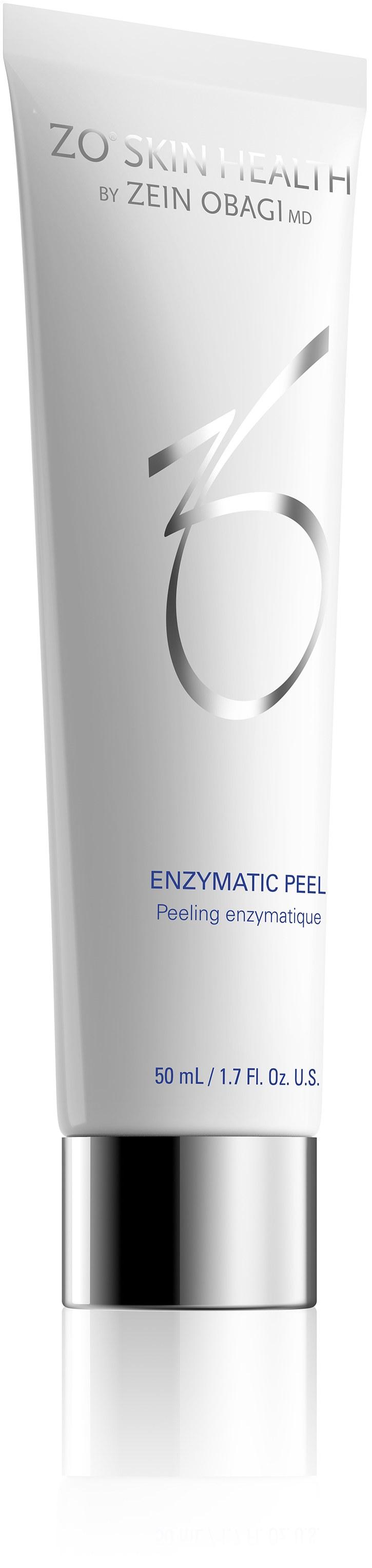 Peeling enzymatique