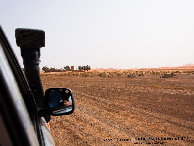 Jeep Dunes Maroc
