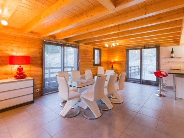suite 15 - 1er étage salle à manger