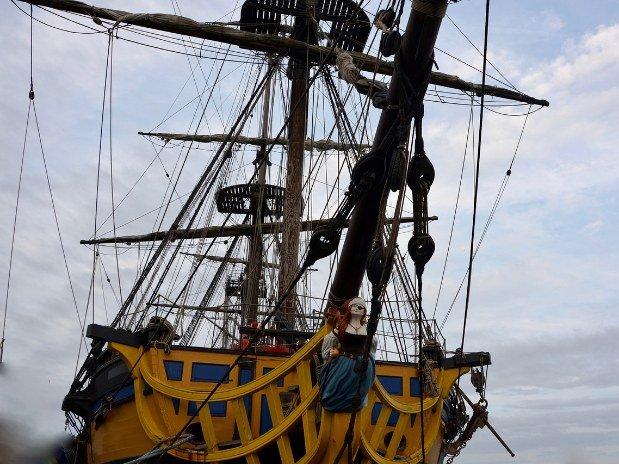 Saint Malo bateau