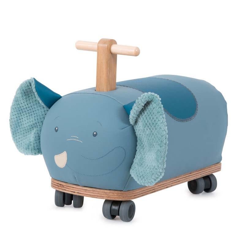 roues folles elephant