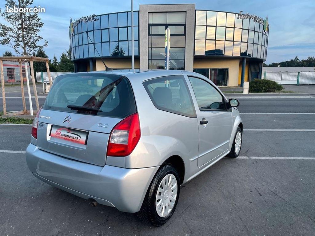 Citroën C2 1.1I 60CV JMHFXC
