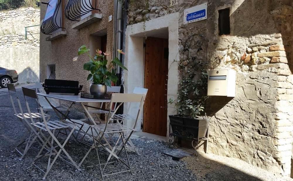 Gîte La Minoterie dans les Alpes-de-Haute-Provence