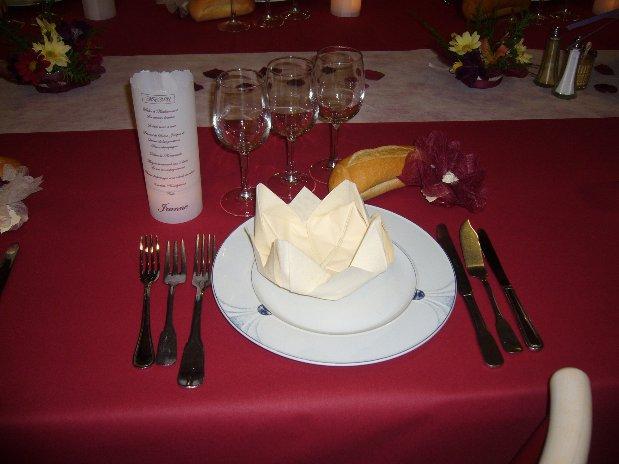 Banquets et receptions