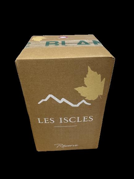 Bag In Box de 5L Blanc Tresbaudon
