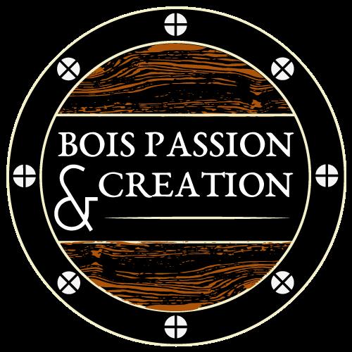 logo Bois Passion & Création menuisier et fabrication à Roquefort-la-Bédoule