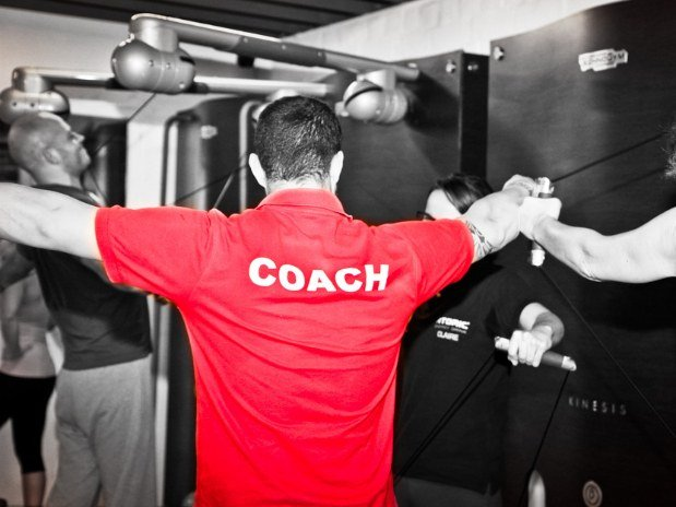 Coach particulier en Club ou à domicile