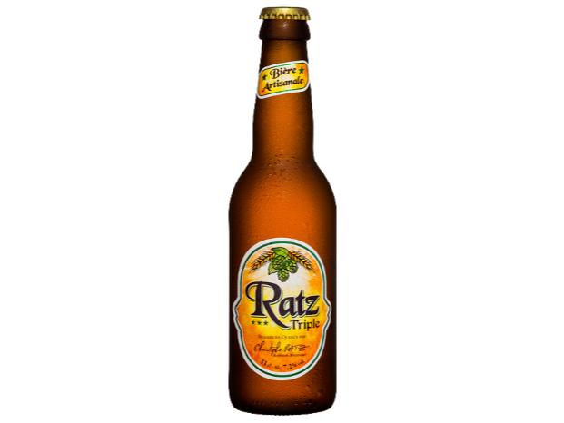 Merveilles et Cie Bière Ratz Triple