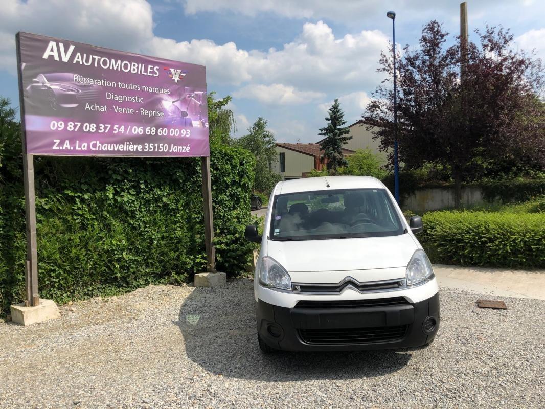 Citroën Berlingo CAMIONETTE