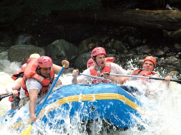 rafting en groupe-gorges du verdon-castellane