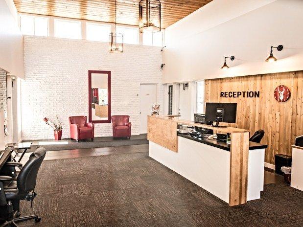 Intérieur Motel Colonial