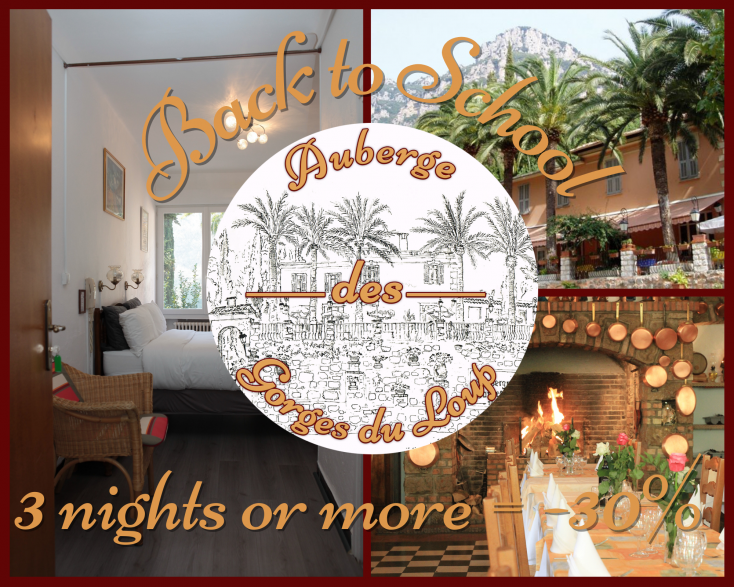 Book 3 nights or more, get 30% off