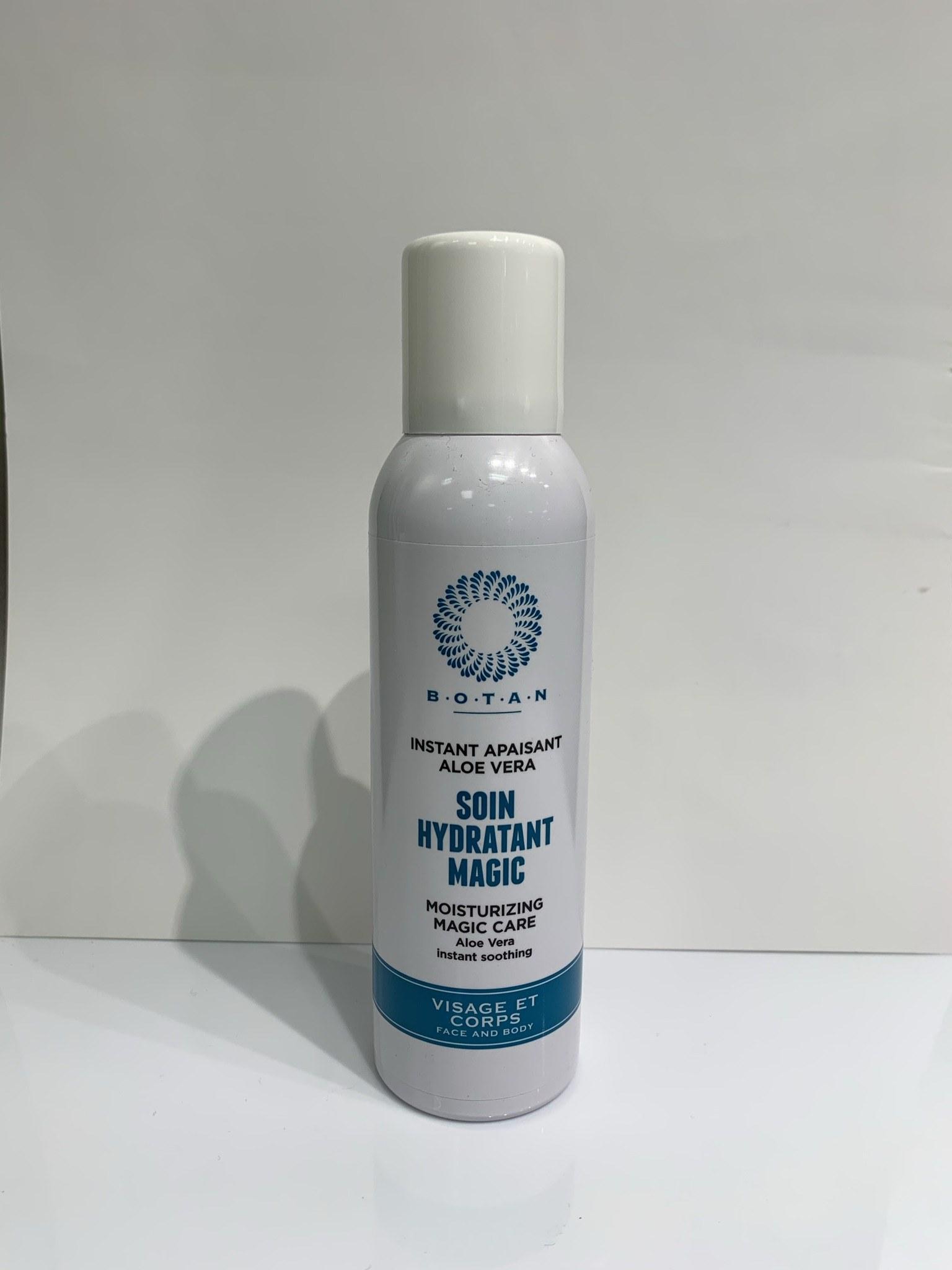 soin hydratant magic
