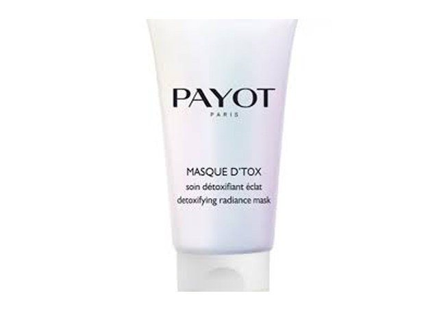 masque d'tox