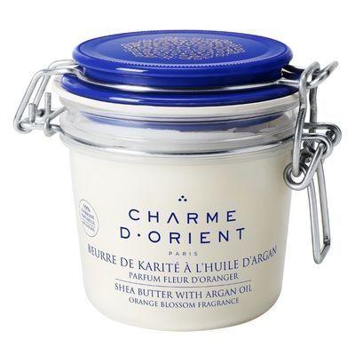Spa-hammam-Cormeilles-en-Paris-argenteuil-Beurre-de-karité-à-l'argan-parfumé.