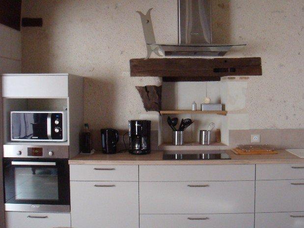 cuisine gîte moulin val orquaire Touraine